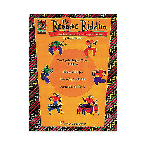 Hal Leonard The Reggae Riddim (Book and CD Package)