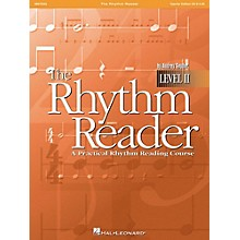 Hal Leonard The Rhythm Reader II - A Practical Rhythm Reading Course Accompaniment CD