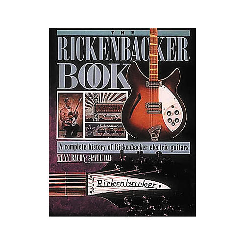 Hal Leonard The Rickenbacker Reference Book