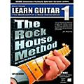 Rock House The Rock House Method - Learn Guitar Book 1 (Book/CD) thumbnail