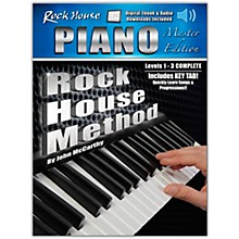 Rock House The Rock House Piano Method - Master Edition Book/Media Online
