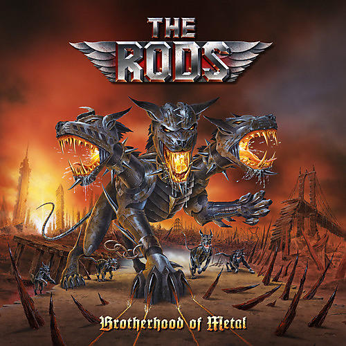 Alliance The Rods - Brotherhood Of Metal