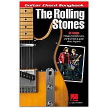 Hal Leonard The Rolling Stones - Guitar Chord Songbook