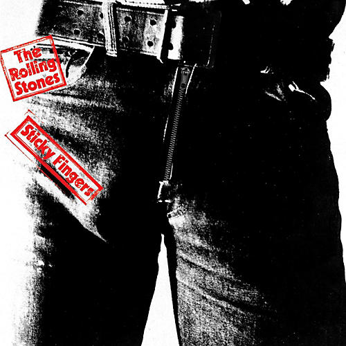 Universal Music Group The Rolling Stones - Sticky Fingers Vinyl LP