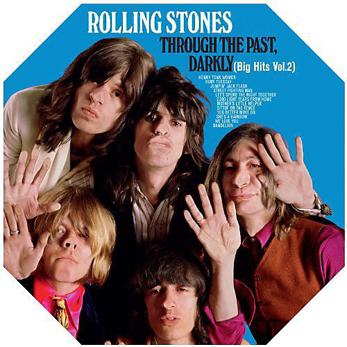 Alliance The Rolling Stones - Through the Past Darkly (Big Hits Vol 2)