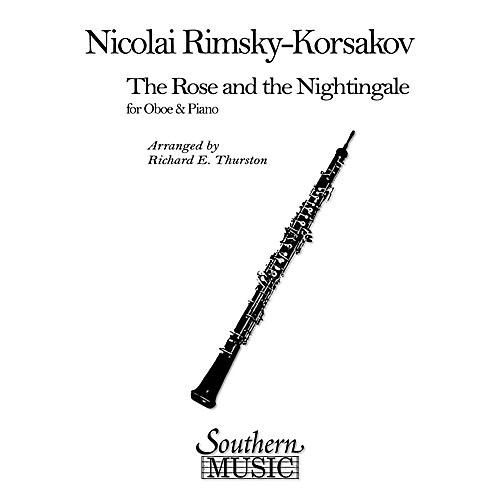 Southern The Rose and the  Nightingale (Oboe) Southern Music Series Arranged by Richard Thurston