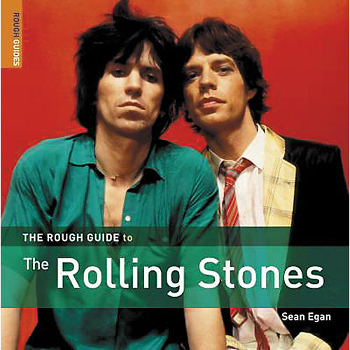 Penguin Books The Rough Guide To The Rolling Stones Book
