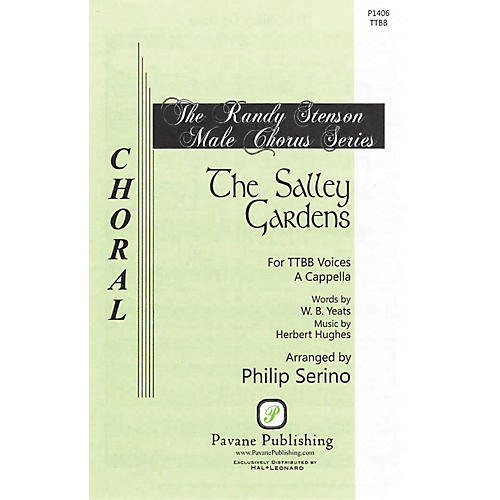 Pavane The Salley Gardens TTBB arranged by Philip Serino