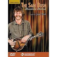 Homespun The Sam Bush Mandolin Method 2-Video Set (DVD)