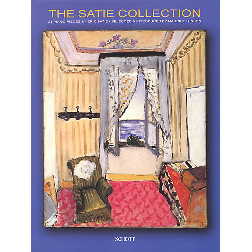 Schott The Satie Collection (21 Pieces for Piano) Schott Series Softcover Composed by Erik Satie