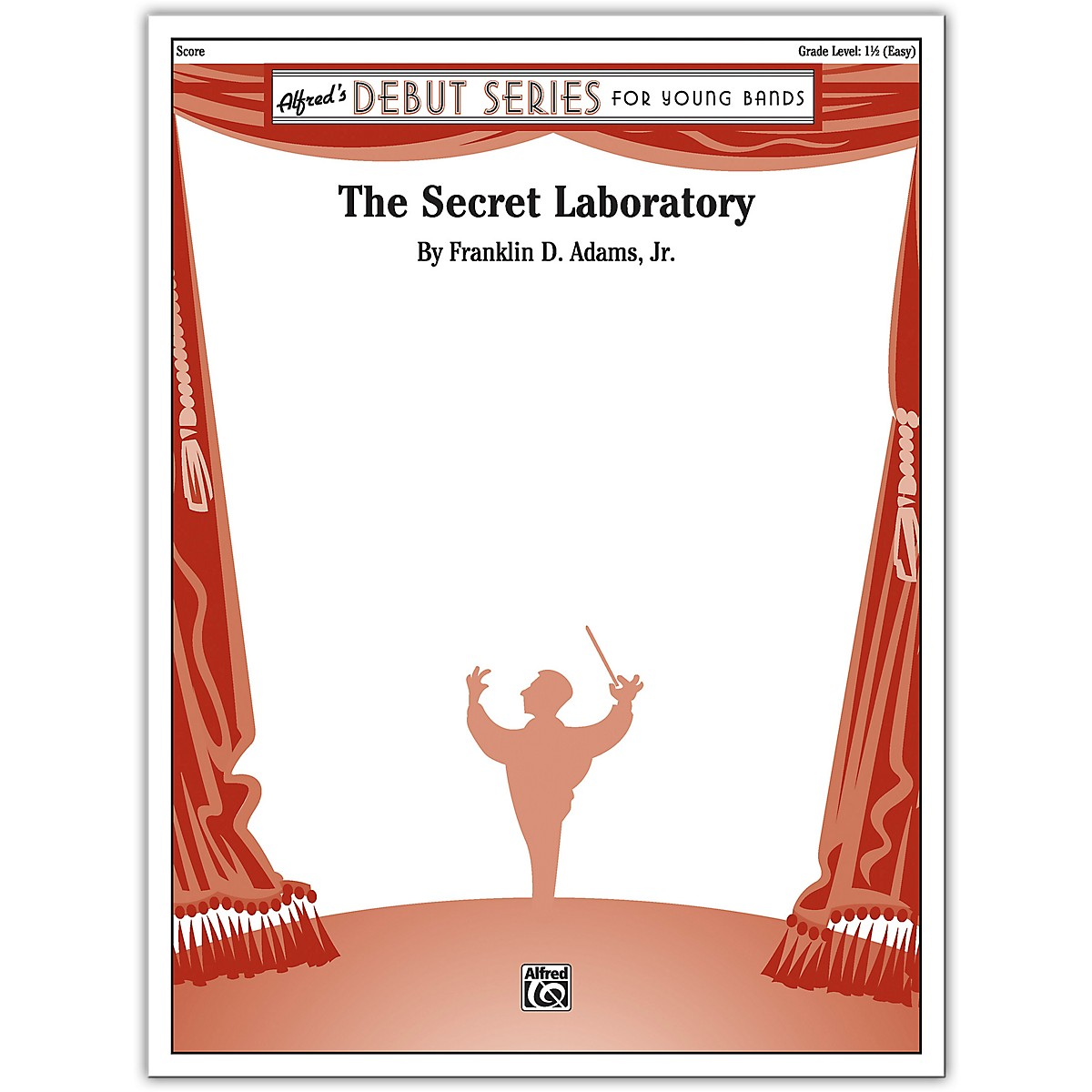 Alfred The Secret Laboratory Conductor Score 1.5 (Easy)