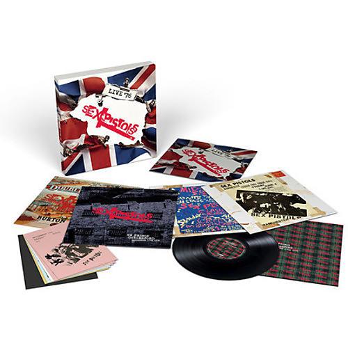 Alliance The Sex Pistols - Live 76
