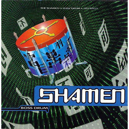Alliance The Shamen - Boss Drum: Direct Metal Master