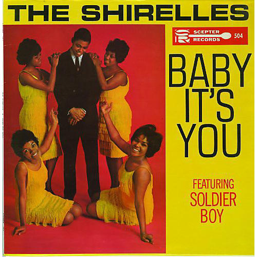 Alliance The Shirelles - Baby It's You