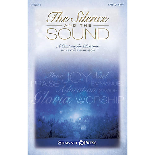 Shawnee Press The Silence and the Sound 10 LISTENING CDS Composed by Heather Sorenson