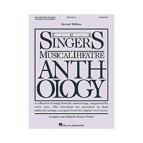 Hal Leonard The Singer's Musical Theatre Anthology - Volume 2