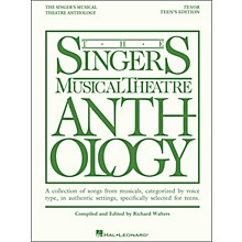 Hal Leonard The Singer's Musical Theatre Anthology Teen's Edition Tenor