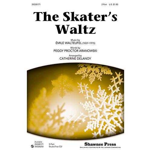 Shawnee Press The Skater's Waltz Studiotrax CD Arranged by Catherine DeLanoy