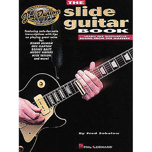 Hal Leonard The Slide Guitar Book