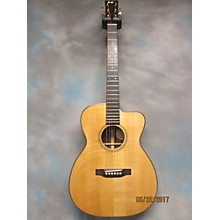Bourgeois The Soloist Italian Spruce Brazillian Rosewood Acoustic Guitar