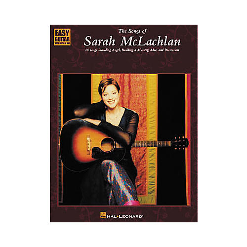 Hal Leonard The Songs of Sarah McLachlan Book