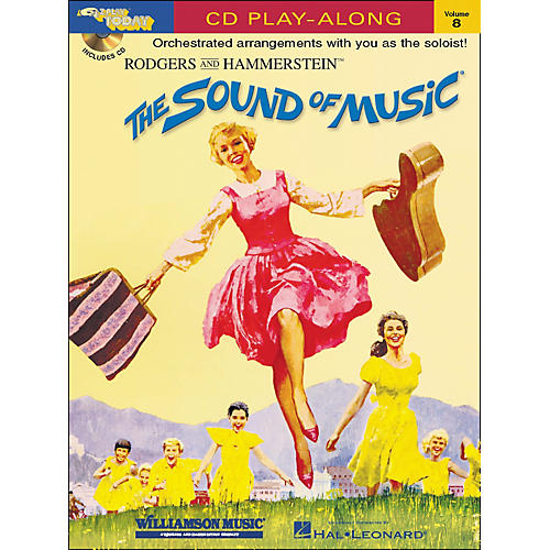Hal Leonard The Sound Of Music E-Z Play Today CD Play-Along Volume 8