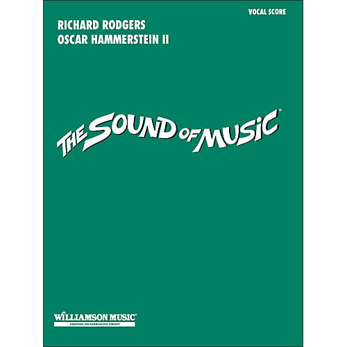 Hal Leonard The Sound Of Music Vocal Score