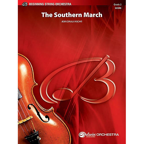 Alfred The Southern MarchString Orchestra Grade 2 Set