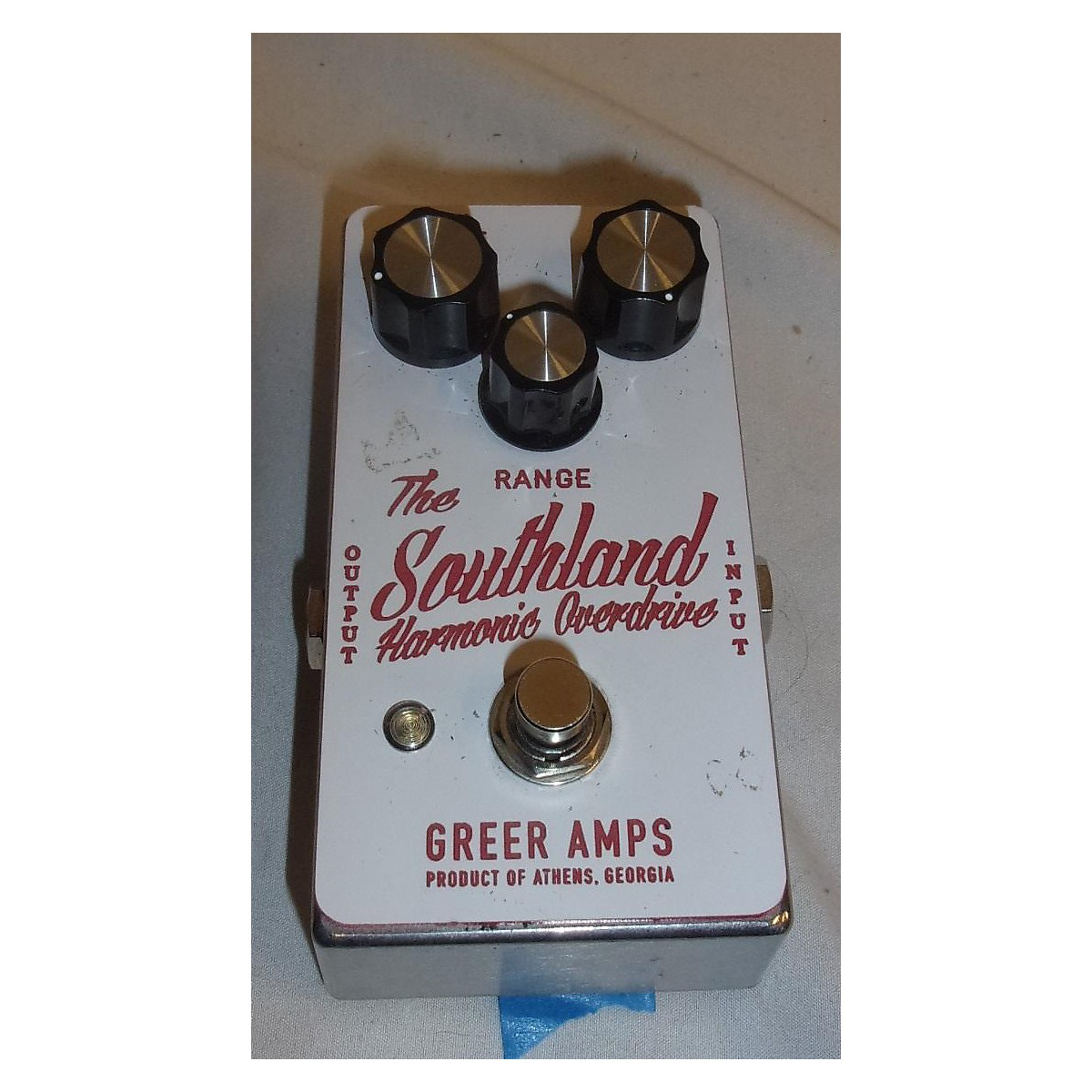 Greer Amplification The Southland Effect Pedal