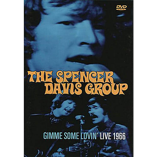 MVD The Spencer Davis Group - Gimme Some Lovin': Live 1966 Live/DVD Series DVD by Spencer Davis Group