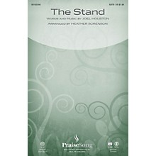 PraiseSong The Stand SATB by Hillsong arranged by Heather Sorenson