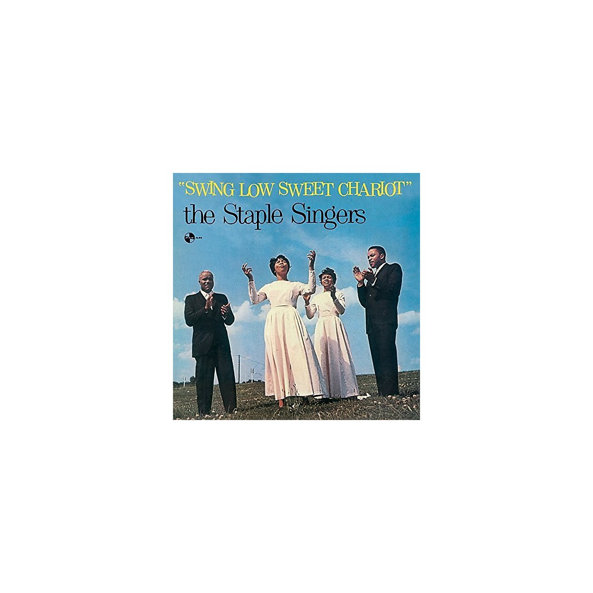 Alliance The Staple Singers - Swing Low Sweet Chariot + 2 Bonus Tracks