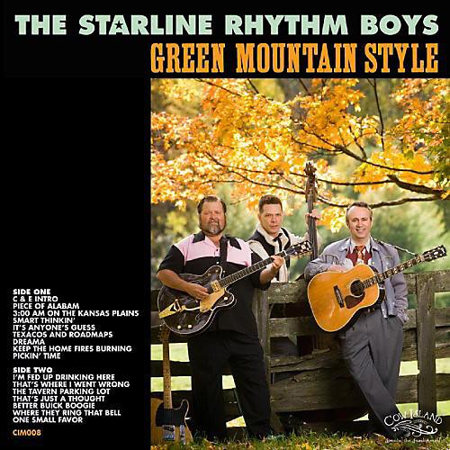 Alliance The Starline Rhythm Boys - Green Mountain Style