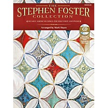 Alfred The Stephen Foster Collection Book & Acc CD Medium Low