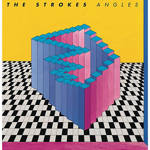 Alliance The Strokes - Angles