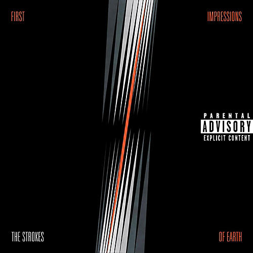 Sony The Strokes - First Impressions Of Earth (Explicit)