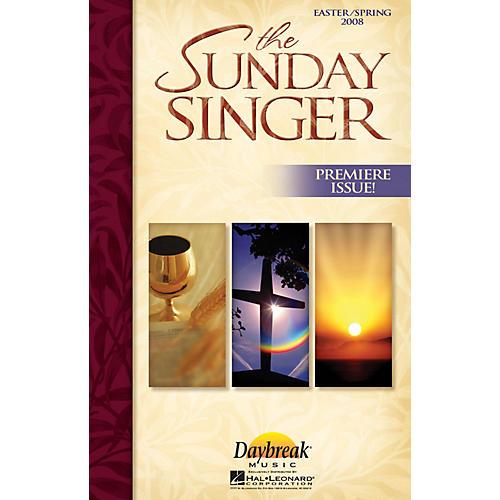 Daybreak Music The Sunday Singer - Easter/Spring 2008 CD 10-PAK