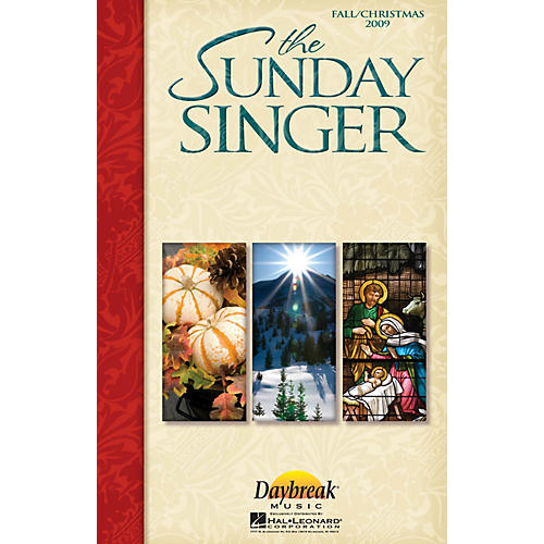 Daybreak Music The Sunday Singer (Fall/Christmas 2009) CD 10-PAK
