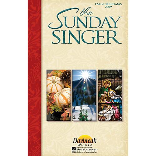 Daybreak Music The Sunday Singer (Fall/Christmas 2009) CHOIRTRAX CD