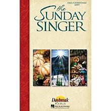 Daybreak Music The Sunday Singer (Fall/Christmas 2009) COMPLETE KIT