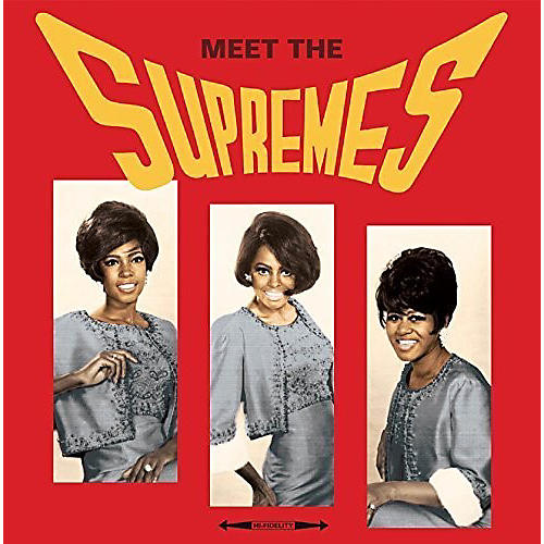 Alliance The Supremes - Meet the Supremes