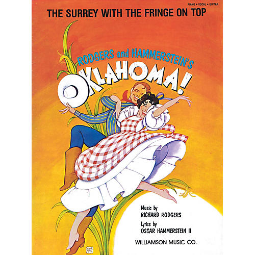 Hal Leonard The Surrey with the Fringe on Top (from Oklahoma! Piano Vocal Series