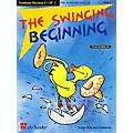 De Haske Music The Swinging Beginning (Trombone) De Haske Play-Along Book Series thumbnail