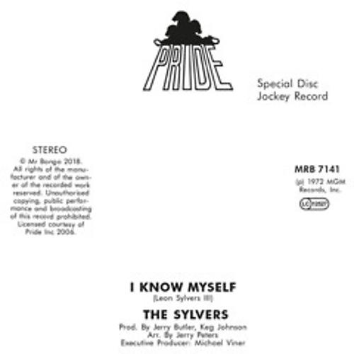 Alliance The Sylvers - I Know Myself / Wish That I Could