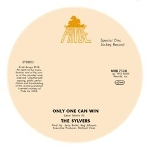 Alliance The Sylvers - Only One Can Win / Fools Paradise