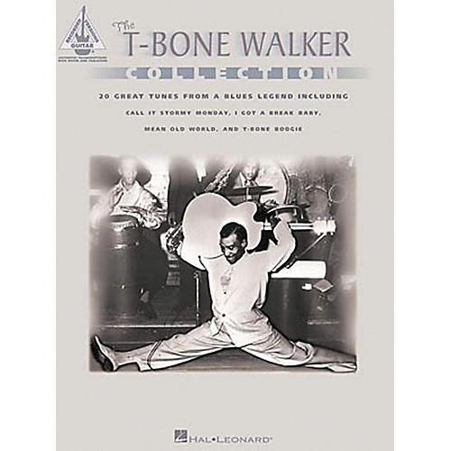 Hal Leonard The T-Bone Walker Collection Guitar Tab Songbook