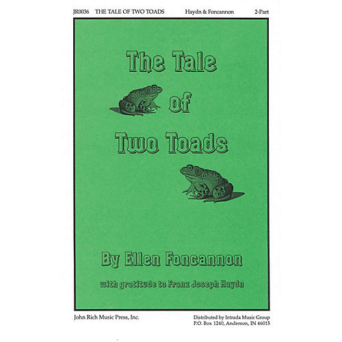 Pavane The Tale of Two Toads 2-Part composed by Franz Joseph Haydn