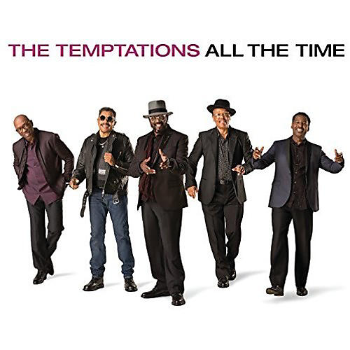 Alliance The Temptations - All The Time