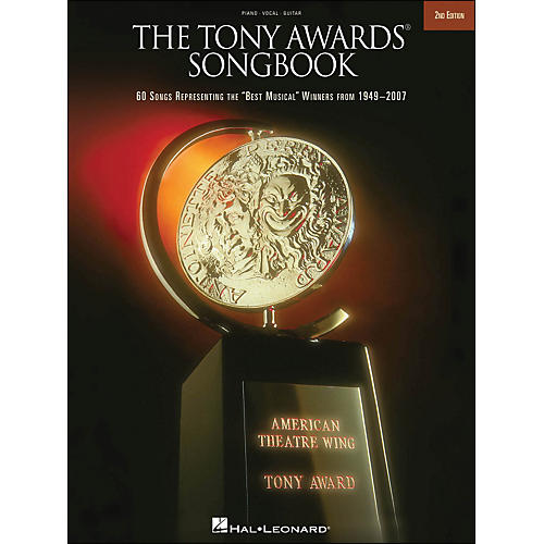 Hal Leonard The Tony Awards Songbook 2nd Edition arranged for piano, vocal, and guitar (P/V/G)