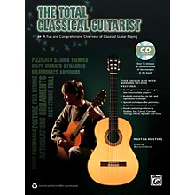 Alfred The Total Classical Guitarist Book & CD